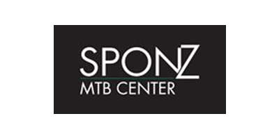 sponz mtb center logo