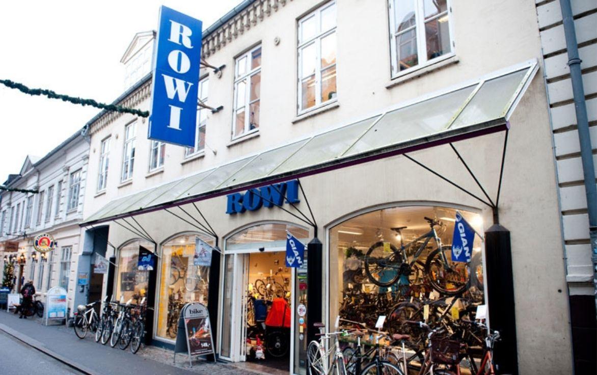 Rowi cykler butik