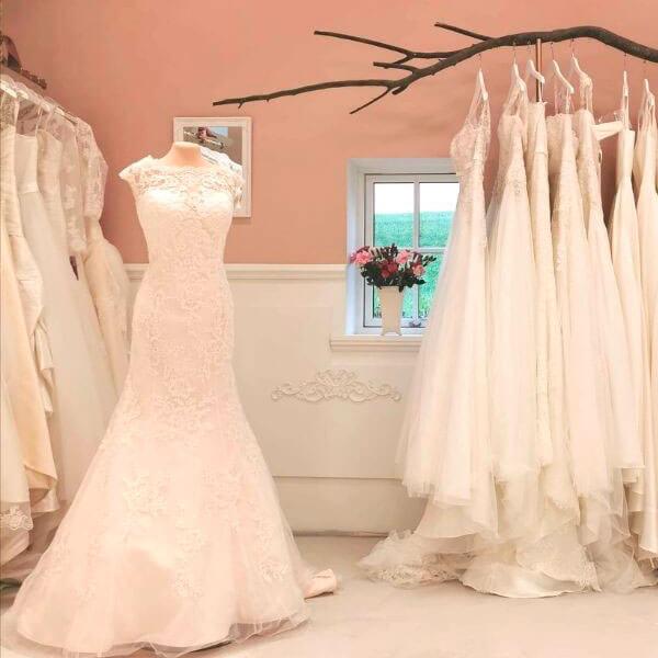 kroyers brudekjoler butik
