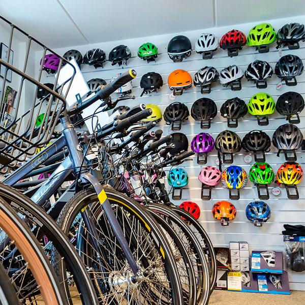 ringgaardens cykler butik